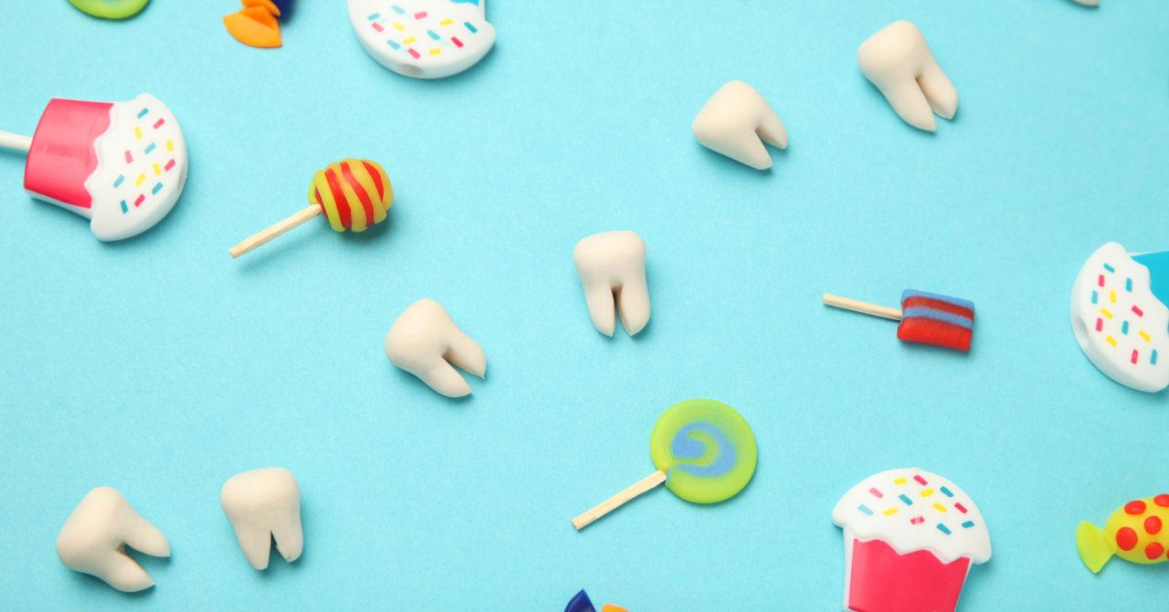 Zahngesundheit und Zucker